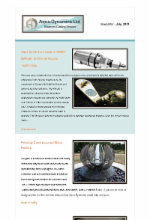 Newsletter July 2013